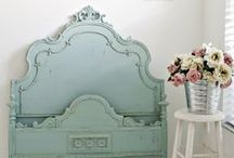whiteonthewalldotcom / Painted furniture  [hand painted by me] / by karen