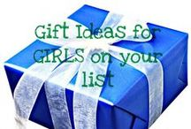 Adventures in Gift Ideas / by Dianna Kennedy