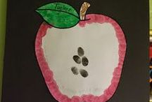 Homeschool  Apples / Looking for ideas for apple crafts, kid friendly apple recipes or apple activities? Check out the ideas here - perfect for preschool, kindergarten or early elementary. Great ideas for homeschooling families!  / by Dianna Kennedy