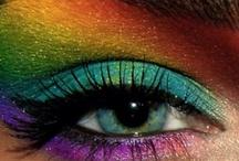 MAKE IT UP / oooooh pretty makeups! / by Meghan-Sara Karre