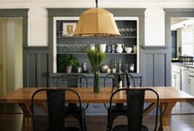 Dining Spaces / by Lia Nielsen