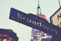 Life should be more like broadway... / by Lyndsay Horwedel