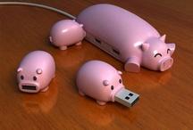 Pink Gadgets ♡♡♡