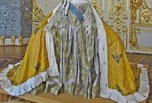 """Costume cupboard - Dress to Empress! / Gowns and ensembles that once belonged to czarinas/tsarinas, empresses, queens, princesses, grand duchesses, the """"court"""", a few """"mrs-heads-of-state"""" and even the odd king! / by Ryn Tomas"""