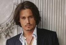 Johnny Depp / My look-alike. ;)