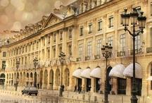 "Paris ""Dreaming"" / by Daniella Burnett"