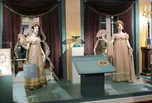 Costume cupboard - Austen's empire / From the 1770s to the late 1830s / by Ryn Tomas