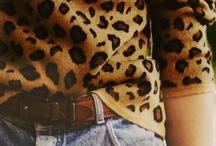 animal prints&leopard