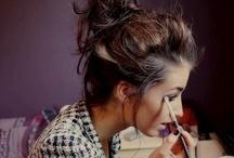 Hair & Makeup / by Anne-Katrine Jenseg-Brown