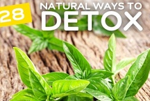 Cleanse and Detox / We are exposed to an ever-increasing level of toxins from both internal and external factors. These include pollution in the air and water, as well as chemicals in the food chain. Learn how to detox your life here!