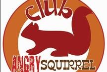 Club Angry Squirrel  / Club Angry Squirrel clubangrysquirrel.com