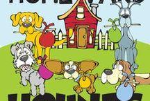 Book: Homeward Hounds