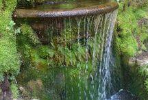 Water Element / Carolyn Race Feng Shui. Embrace~House.Home.Life / by Carolyn Race