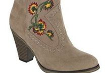 Boots / My favorite type of shoes are definitely boots! A girl can never have enough boots in her closet!