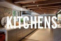 Kitchen / by Shane Hansen-Van Wormer