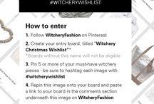Witchery Christmas Wishlist