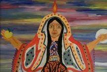 Divine Feminine / by Carolyn Race