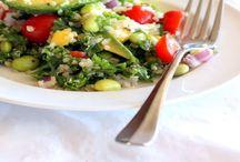 **SALADS** / Great salad recipes