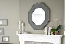 Mirror Mirror / Carolyn Race Feng Shui. Embrace~House.Home.Life. / by Carolyn Race