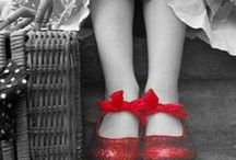 Red Shoes / because every woman should own at least one pair / by Carolyn Race