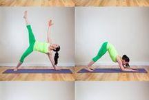 Stretching «» Flexibility / by Shantel Goodall