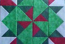 Patchwork / wzory i instruktaże do szycia patchworków