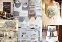 Sophisticated London Design / Here is a classy wedding design for a wedding in London on new years eve!