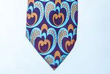 Otis Ties / Oti was a wonderful old gentleman. And these were his ties.