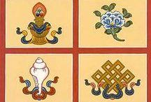 8 Tibetan Auspicious / 8