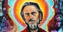 Alan Watts / In honor of PSYCHOTHERAPY EAST & WEST by Alan Watts, published by New World Library
