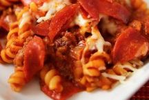 Casseroles & Meat Dishes