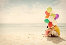 balloons. / by Kristina Graves