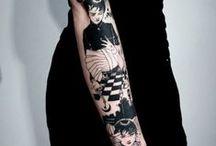 ink madness / by Sonora Bravo