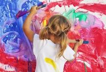 Happy Kids Activites & Ideas / by Rachelle Vernon Jones