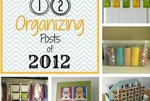 Organization / by Angie Hulette