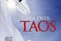 Discover Taos / The culture, activities and arts of Taos, New Mexico.