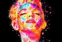 Marilyn Monroe Art / by Marilyn Monroe