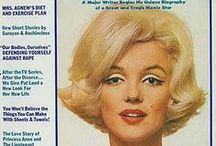Marilyn Magazine Covers / by Marilyn Monroe