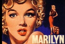 Marilyn Movie Posters / by Marilyn Monroe