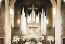 : Wedding Ceremony Decor / Wedding ideas