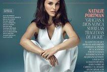 Natalie, Keira & Winona / No todas las #portadas, solo las mejores #revistas #covers