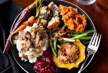 Thanksgiving Table / Thanksgiving meal ideas  / by Christina Lifts