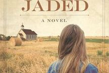 Jaded / Jaded, by Varina Denman, book 1 in the Mended Hears series - A bitter young woman, snubbed by the local congregation, turns the church upside down when she falls for the new preacher. - Winner of the Genesis Contest, the Selah Award, and the INSPYs Award .