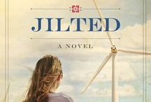 Jilted / Jilted, by Varina Denman - Book three in the Mended Hearts series tells of a woman who has lost the joy of living, a man determined to draw her back toward happiness, and a town that must--once and for all--leave the past where it belongs. It is a gentle reminder that all things can work together for good. Coming June 2016