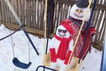 #BestTaosSnowman / Show us your creativity & get that cabin fever out of your system! Taos News is offering $100 for the most creative snowman! Enter to win by sending us a photo of you with your creation. Post via Pinterest, our Taos News Facebook page, Twitter @TaosNews or email us at socialmedia@taosnews.com. Tell us where the snowman was built & who lent you a hand! The contest closes at 11:59 p.m. March 7, 2015. Get creative & don't forget to tag your post #BestTaosSnowman