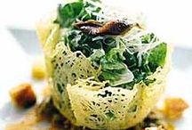 Salads / by Mrs Cisneros