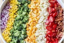 Funky Salads