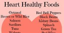 Heart Healthy Meals & Snacks