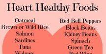 Heart Healthy Meals & Snacks