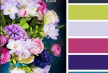 {COLORS} Color Inspriation / Beautiful color combos for design inspiration
